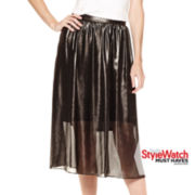 Worthington® Midi Skirt