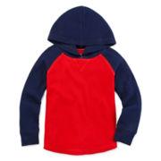 Okie Dokie® Pullover Hoodie - Toddler Boys 2t-5t