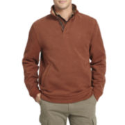 Arrow® Fleece Pullover with Sherpa-Lined Collar