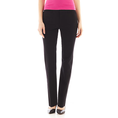 Stylus™ Crossover Ankle Pants - Tall