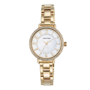 jcpenney.com | Armitron Now Womens Gold Tone Watch Boxed Set-75/5471mpgp