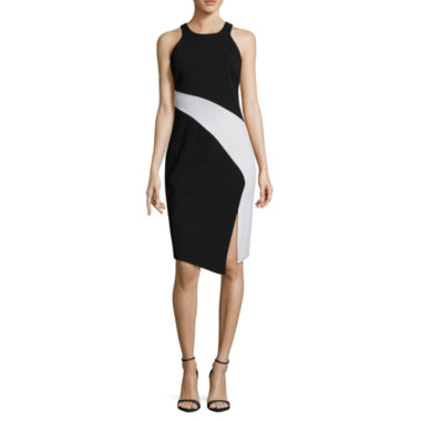 jcpenney.com | Rebecca B Sleeveless Sheath Dress