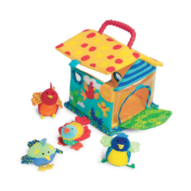 jcpenney.com | Manhattan Toy Put Peek Birdhouse Baby Play