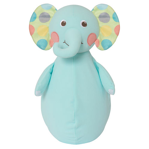 Manhattan Toy Roly Bop Elephant Baby Play
