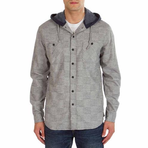 Unionbay Woodrow Fannel Button-Front Shirt