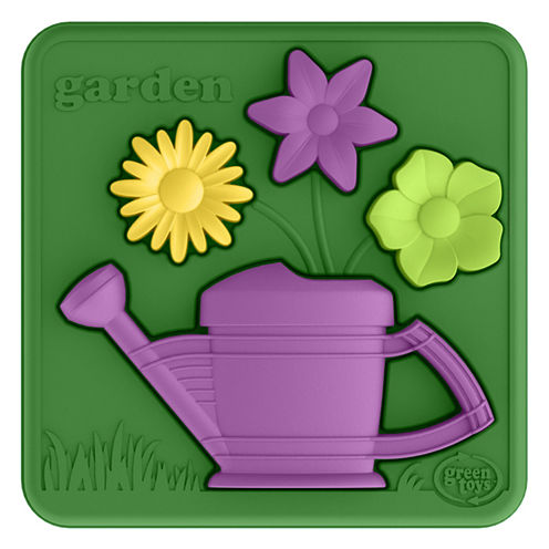 Green Toys Gardening 3D Puzzle