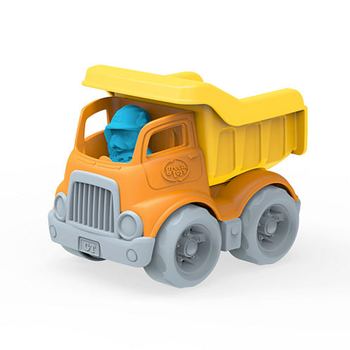 Green Toys Dumper Construction Truck