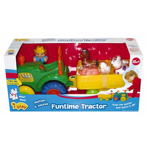 International Playthings Calico Fun Time Tracktor