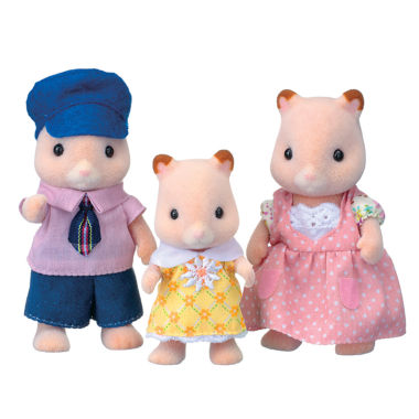 jcpenney.com | Calico Critters Fluffy Hamster Family