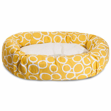 jcpenney.com | Majestic Pet Fusion Sherpa Bagel Dog Bed