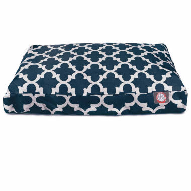 jcpenney.com | Majestic Pet Trellis Small Rectangle Dog Pet Bed