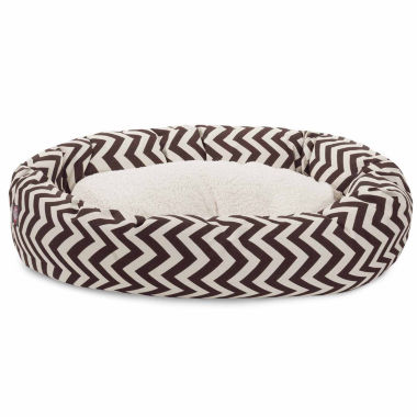 jcpenney.com | Majestic Pet 32In Chev Bagel Dog Pet Bed