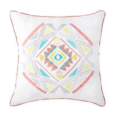 jcpenney.com | Intelligent Design Ava Square Throw Pillow