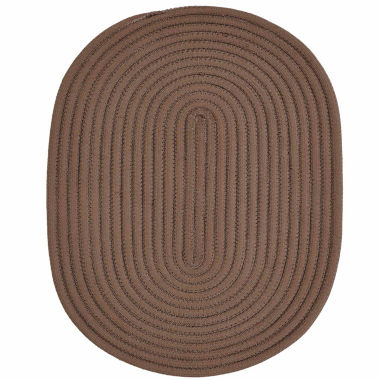 jcpenney.com | Better Trends Bouncy Braided Oval Reversible Rug