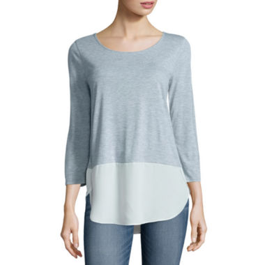 jcpenney.com | a.n.a Tunic Top