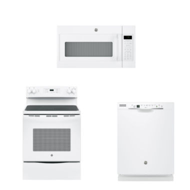 jcpenney.com | GE® 3-pc. Electric Kitchen Package