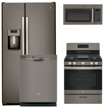 jcpenney.com | GE® 4-pc. Gas Kitchen Package