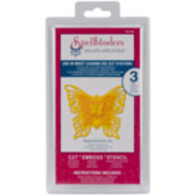 Spellbinders™ Shapeabilities® Nested Butterflies 2 Die Template