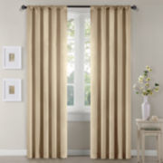 Color Me Mine Rod-Pocket Curtain Panel