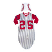 Sozo® Baseball Bunting and Cap Set