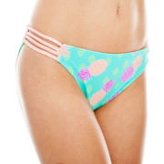 Arizona Low-Rise Hipster Swim Bottoms - Juniors