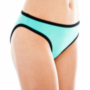L'Amour by Nanette Lepore Hipster Swim Bottoms - Juniors