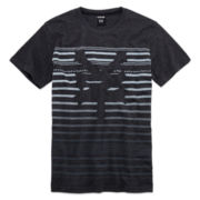 Zoo York® Short-Sleeve Striped Tee – Boys 8-20