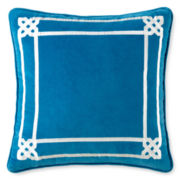 CLOSEOUT! Happy Chic by Jonathan Adler Samantha Decorative Pillow