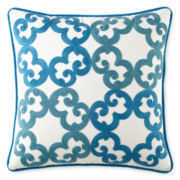 Happy Chic by Jonathan Adler Samantha Circles Decorative Pillow