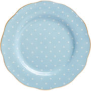 Royal Albert® Polka Blue Vintage Salad Plate