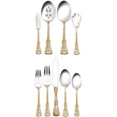 jcpenney.com | Royal Albert® Old Country Roses 65-pc. Flatware Set