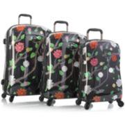 Heys® Flora Fashion 3-pc. Hardside Spinner Luggage Set