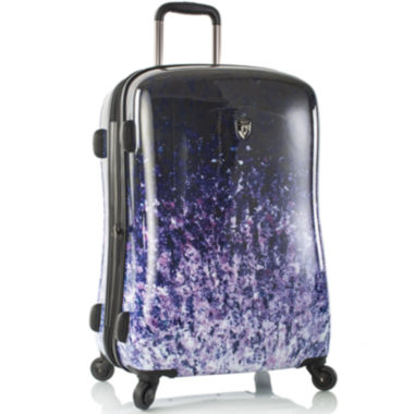 "jcpenney.com | Heys® Ombré Dusk 21"" Hardside Spinner Uprtight Luggage"