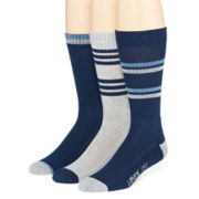 Levi's® Mens 3-pk. Crew Socks