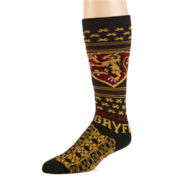 Harry Potter® Gryffindor Men's Sweater Socks