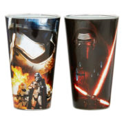 Star Wars® 2-pc. Glassware Set
