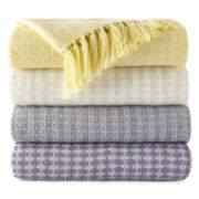 Eva Longoria Home Soft Textured Throw
