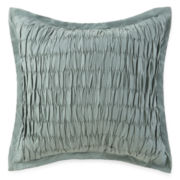 JCPenney Home™ Watercolor Square Decorative Pillow
