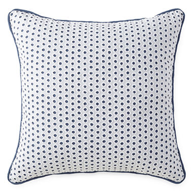 JCPenney Home Hillcrest Square Decorative Pillow - JCPenney