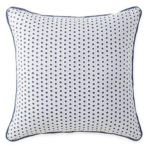 JCPenney Home™ Hillcrest Square Decorative Pillow