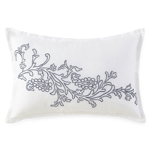 Jcpenney Decorative Pillow : JCPenney Home Hillcrest Oblong Decorative Pillow - JCPenney