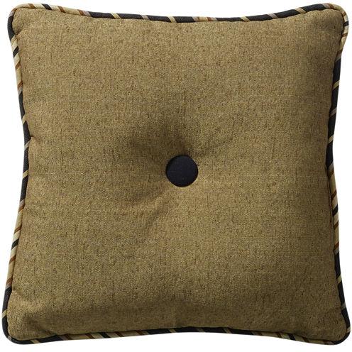 HiEnd Accents Ashbury Square Decorative Pillow