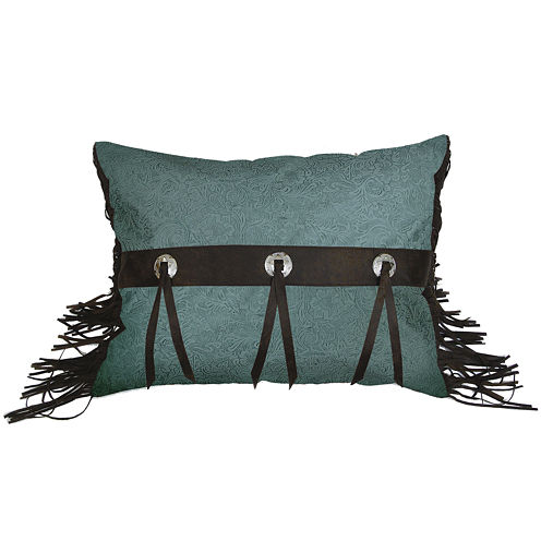 HiEnd Accents Cheyenne Oblong Decorative Pillow