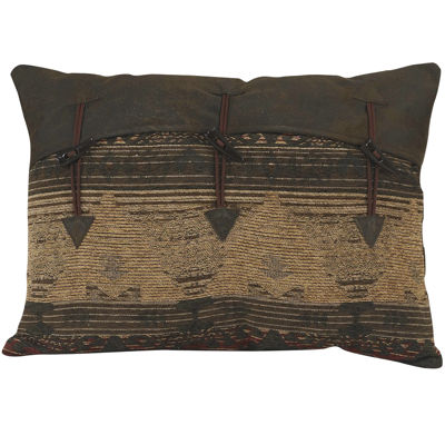 HiEnd Accents Sierra Oblong Decorative Pillow