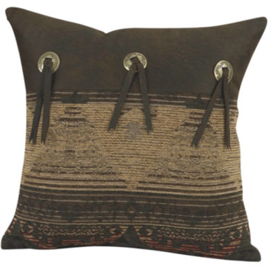 jcpenney.com | HiEnd Accents Sierra Square Decorative Pillow