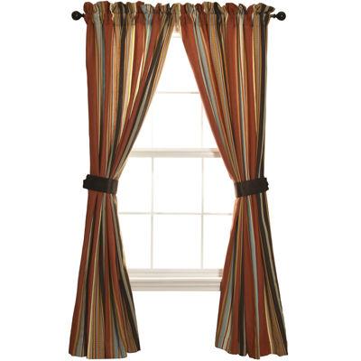 HiEnd Accents Calhoun Curtain Panel