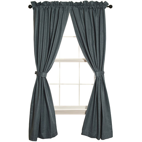HiEnd Accents Cheyenne Curtain Panel