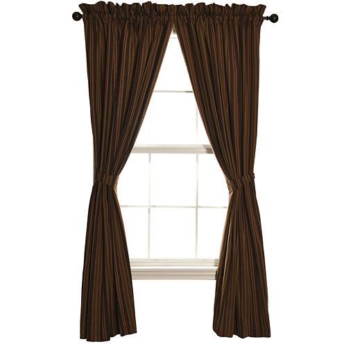 HiEnd Accents Wilderness Ridge Curtain Panel