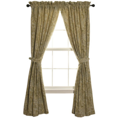 jcpenney.com | HiEnd Accents Arlington Paisley Curtain Panel