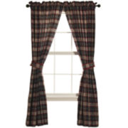 HiEnd Accents South Haven 2-Pack Curtain Panels